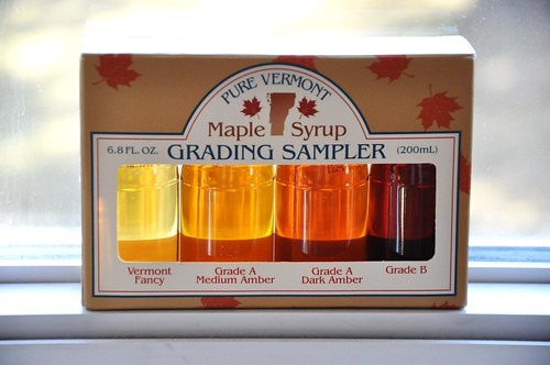 Maple Syrup Grading Sampler