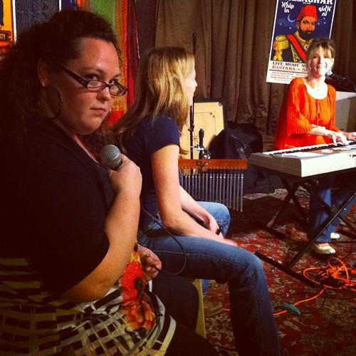 Katie Lessley, Elizabeth Wills, Emily Shirley