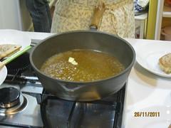 馬沙拉酒橙汁燒豬排
