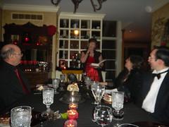 Kathleen reads The Tale Tale Heart