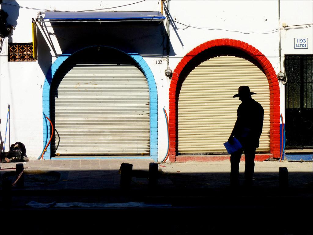 Arch rival .. Mexico