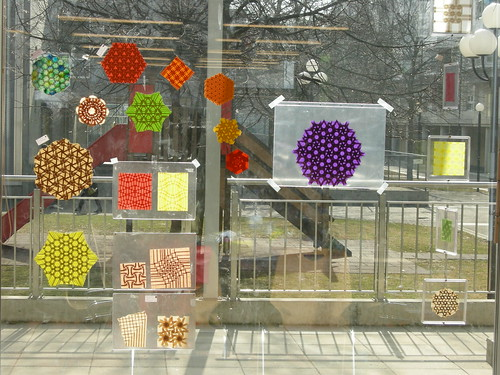 Tessellations window