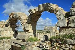 Makhtar - Basilica Baths
