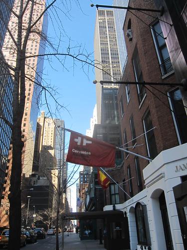 Instituto Cervantes, NYC. Nueva York
