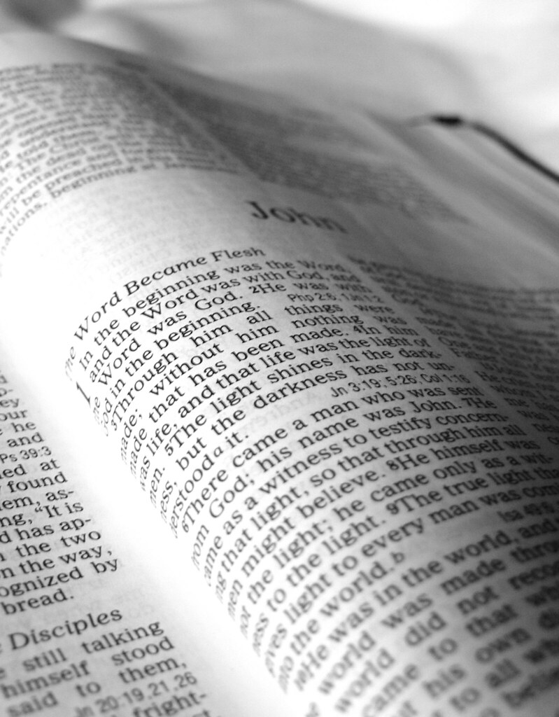 How do the Old and New Testament Relate? 5 Reasons to read Old Testament