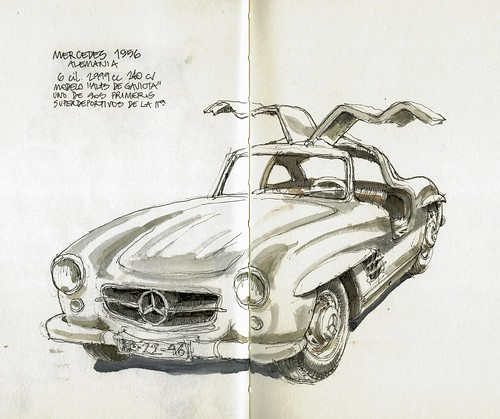 Mercedes 1956
