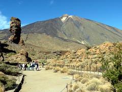 Tenerife - Mount Teide & Los Roques de Garcia