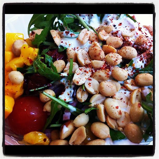 Salat lunsj