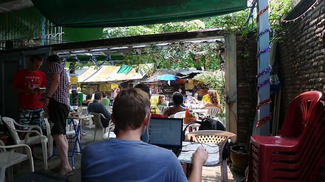 Gecko Bar in Soi Rambuttri