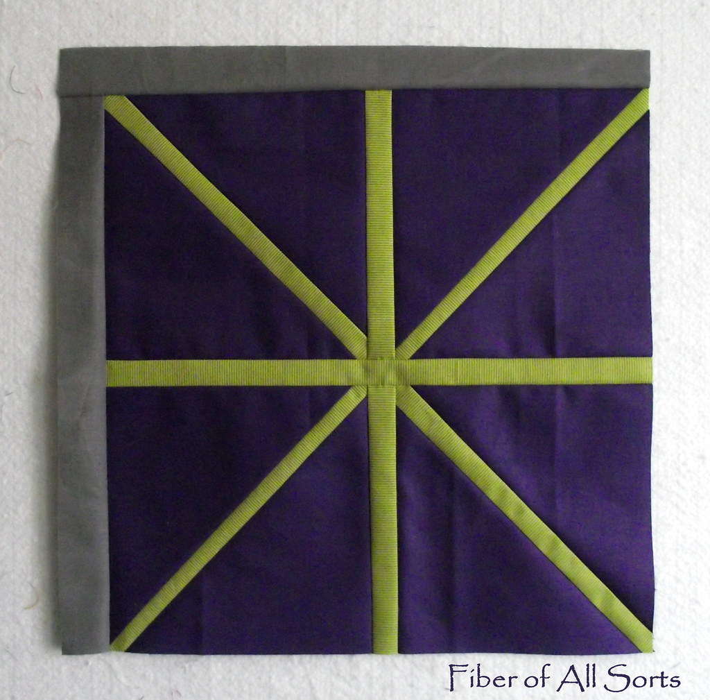 Quilting for Kids - '12 Block 2