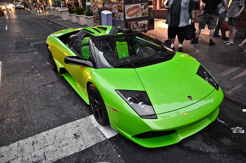 Too loud, too green, too expensive, too low, too unpractical, but for me it's perfect!