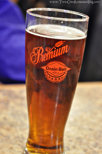 $3 Grain Belt Beer at Fishtale Grill ~ New Prague, MN