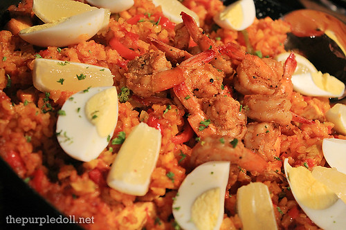 Relik's Mixed Paella P820
