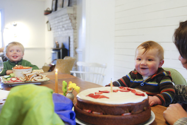lachlan turns one