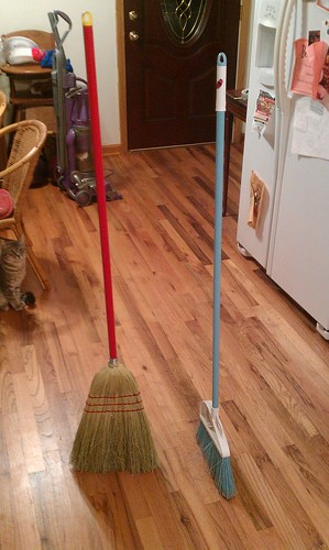Just the Brooms
