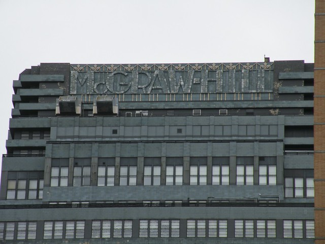 McGraw-Hill Building, New York, NY