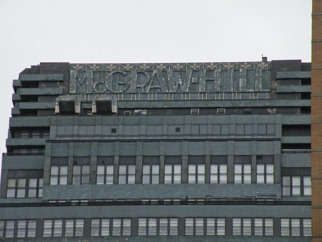 McGraw-Hill Building, New York, NY