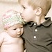 Sibling love by Mendick Photography