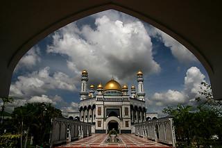 The Big Mosque of Brunei II
