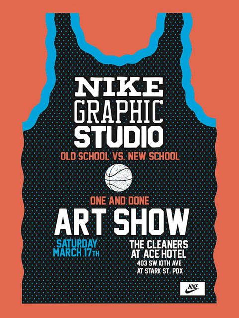 Nike Graphic Studio