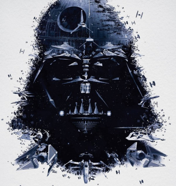 Star Wars Identities - Posters darth vader