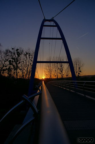 Bridge to Sunset by fs999
