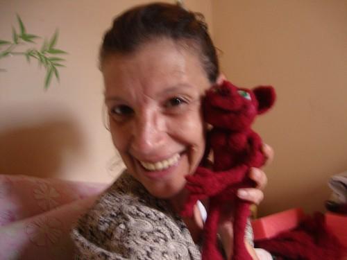 Droits!Aula com a Kay Petal! by donabaratinha