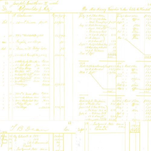 6-lemon_BRIGHT_antique_ LEDGER_12_and_a_half_inches_SQ_350dpi_melstampz