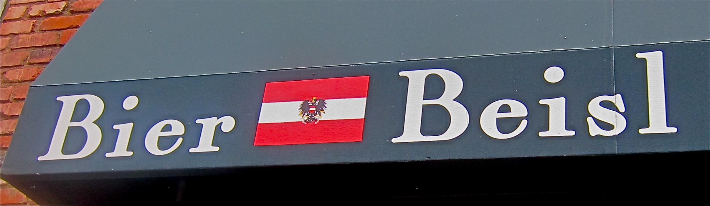 BierBeisl logo