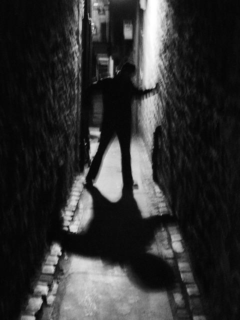 A Shadowy Figure