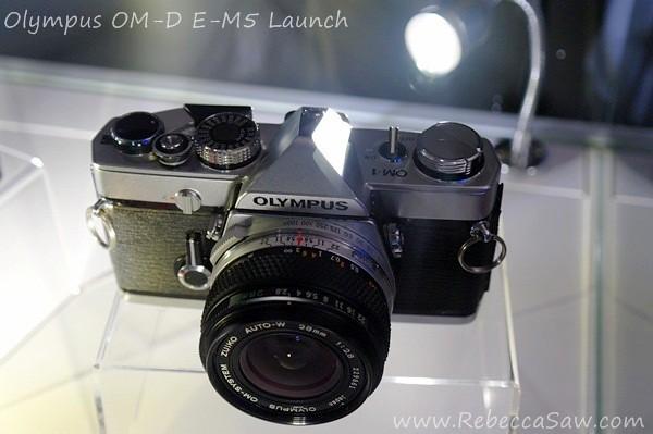 olympus OM-D Launch (36)
