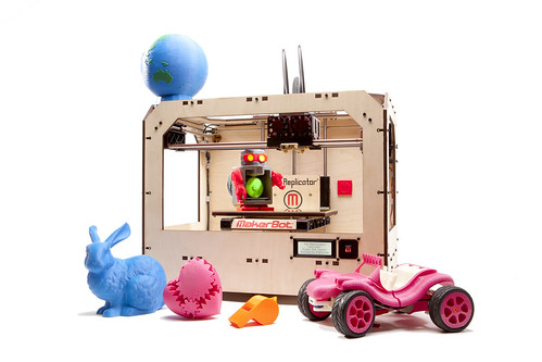 Makerbot Industries LLC