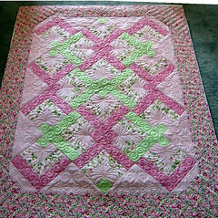 Barb's baby quilt