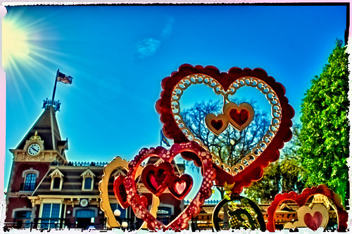 The Heart Of Disneyland by hbmike2000