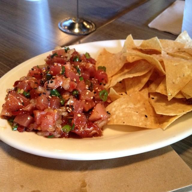 Ahi poke california fish grill inc flickr photo sharing for California fish grill