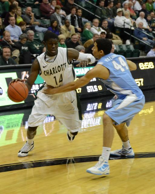 UNC Charlotte Men's Basketball vs. University of Rhode ...