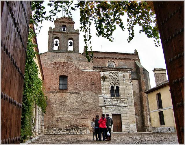 Baños Arabes Tordesillas:2486-Convento de Santa Clara en Tordesillas (Valladolid)