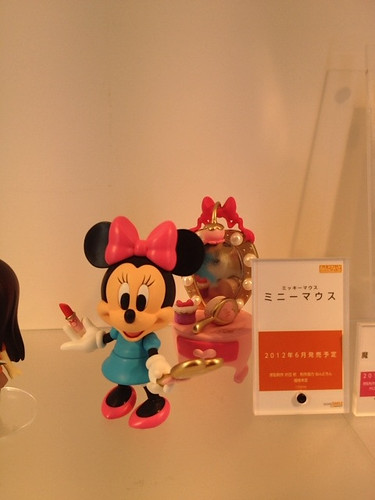 Nendoroid Minnie Mouse (Mickey Mouse)