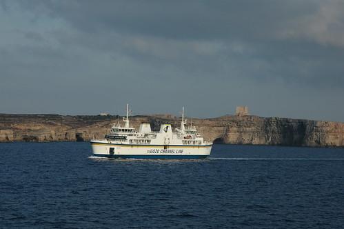 Gozo channel line