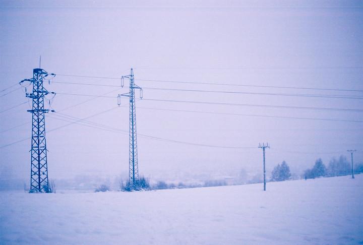 Minimal winter.