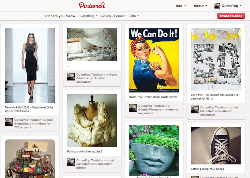 Pinterest OutsaPop