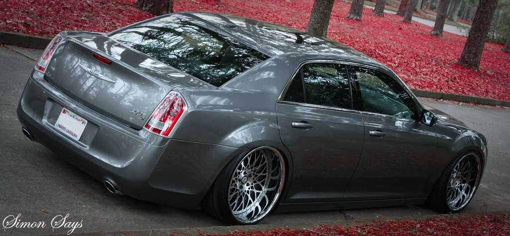 offset lowering rolling wheels gen 2nd gurus fenders