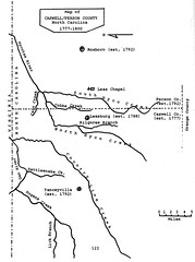 Ben L. Rose Map (Lea Property)