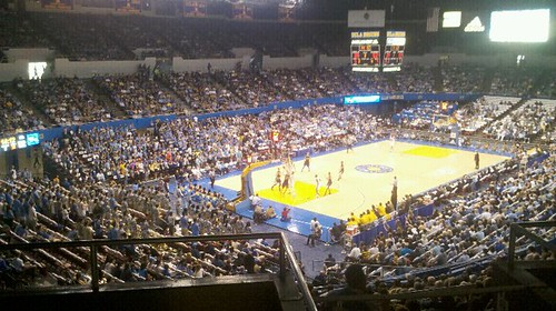 cal ucla hoops 2012 sports arena