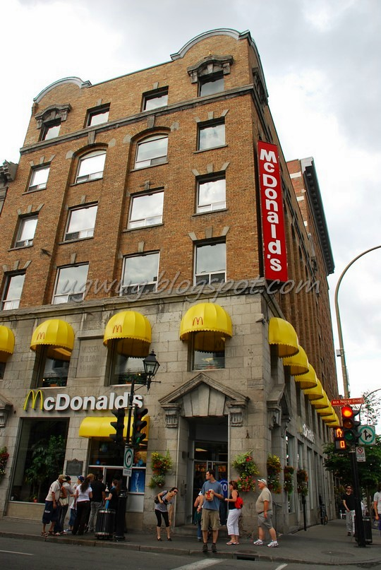 McDonald's - The Montreal Way
