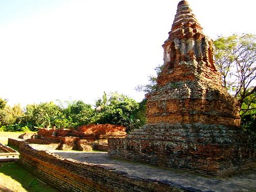 At Wiang Kum Kam.