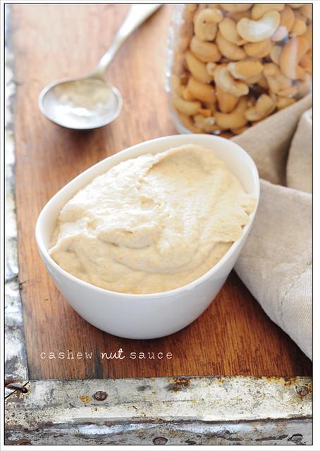 nut sauce