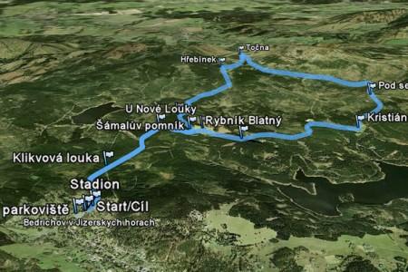 """""""Proleťte"""" si trasy závodu VIRTUAL Cup"""