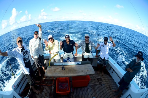 6 fishermen and Terry