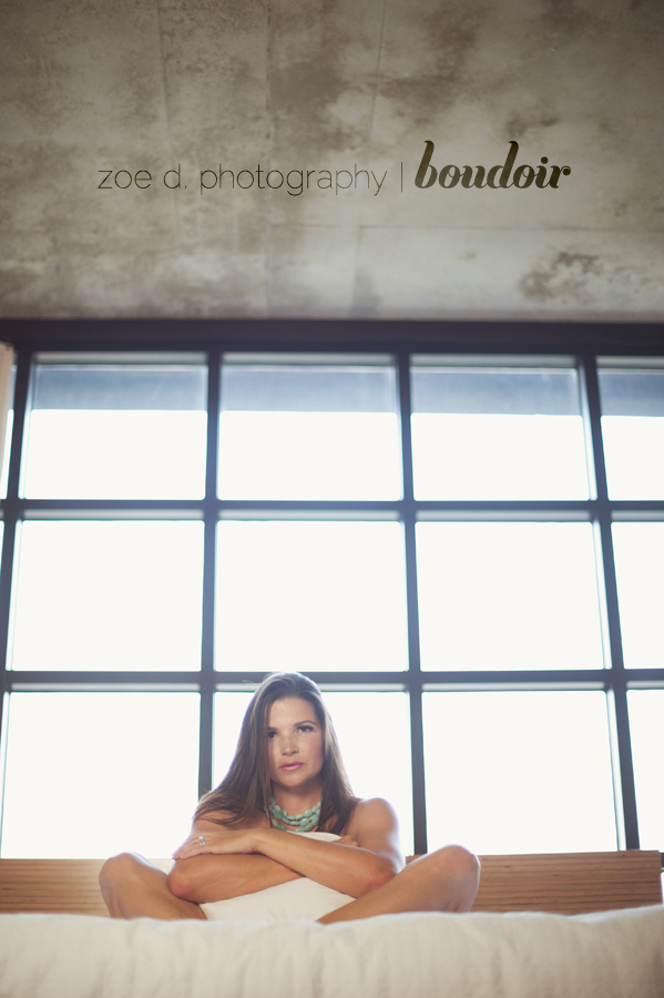 natural light boudoir photography in plano